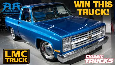 The C10 Nationals sponsored by LMC Truck | C10 Nationals