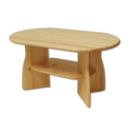 Dřevěný konferenční stolek z borovice masiv ST 112