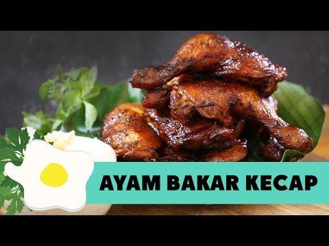 Resep Ayam Panggang Kecap - Kokiku.tv