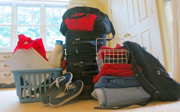 Kids Going to College: Getting Your Heart and Head Ready