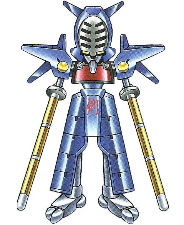 pin by demarcus smallwood on medabot kendo skeletor swordsman