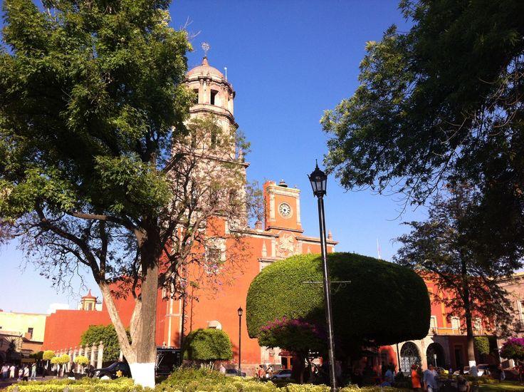 Centro Histórico in Santiago de Querétaro, Querétaro de Arteaga