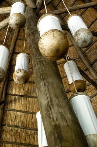 Calabash #lanterns | Holidays in Tanzania | Mbali Mbali Lodges and Camps