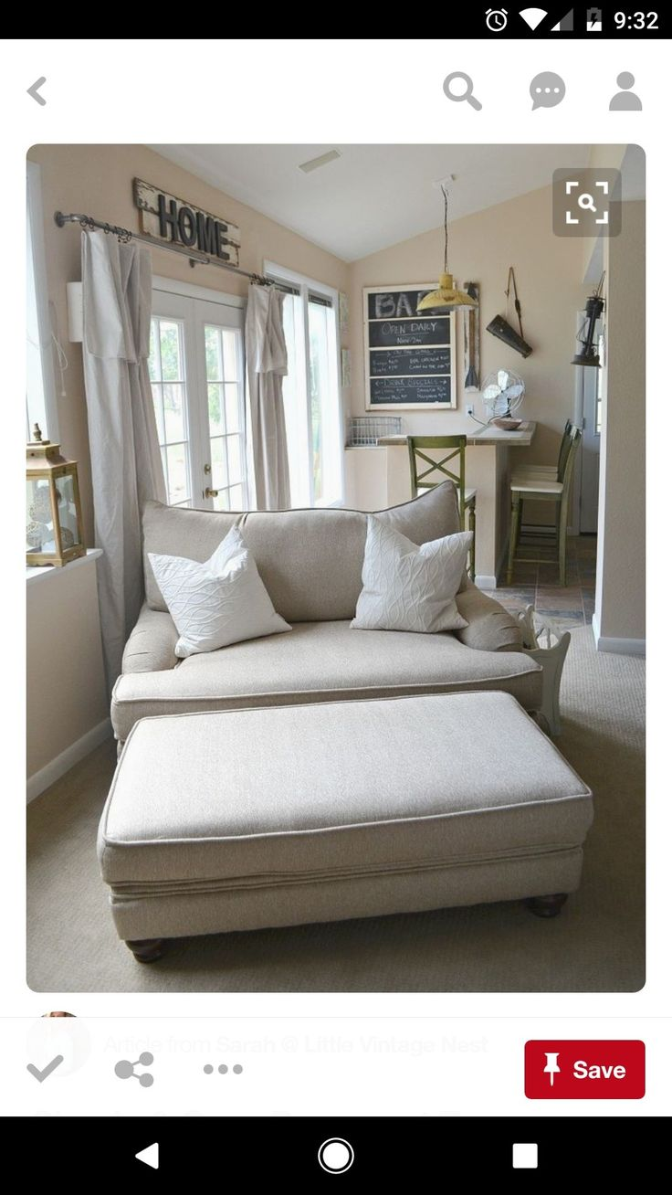 Best 25 Chair And A Half Ideas On Pinterest Bedroom