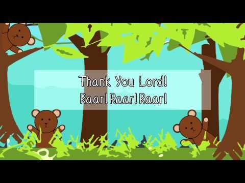 Thank You Lord for Making Me (Lyrics Video) - YouTube