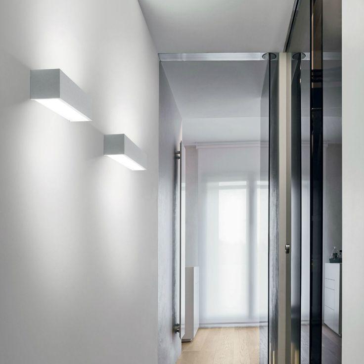 LineaLight Box LED una lampada alogena, fluorescente o a led a luce diretta e indiretta.