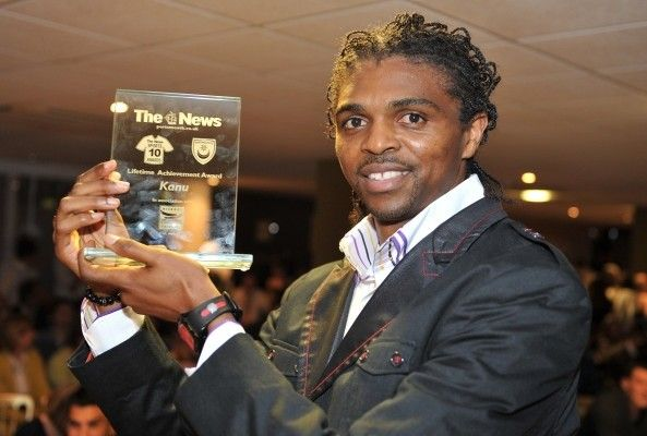 """Former Super Eagles striker, Kanu Nwankwo will attend the official draw ceremony, for the 2017 FIFA U-17 World Cup. The 40-year-old, who led Nigeria's U-17 team to the title in 1993, will be joined by Argentina's Esteban Cambiasso, along with Indian sporting icons, Sunil Chhetri and PV Sindhu. """"The FIFA U-17 World Cup 1993 really …"""