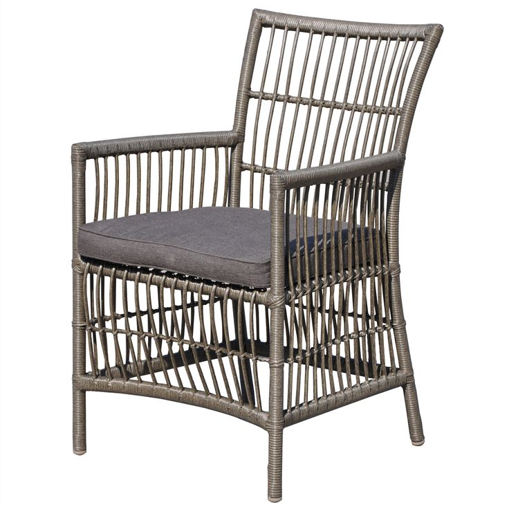 Mimosa Waiheke Resin Wicker Chair | Bunnings Warehouse