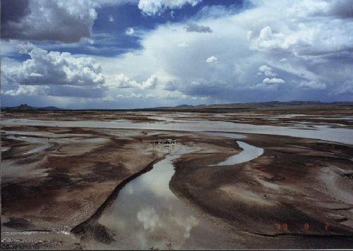 The source of Yangtze River