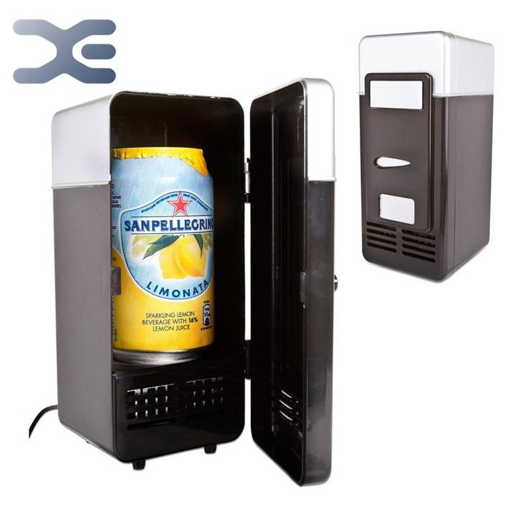 215.17$  Buy here - http://aliads.worldwells.pw/go.php?t=32644415558 - Usb Mini Desktop Fridge Cooler Personal Fridge  Portable Refrigerator(Black) Usb Mini Desktop Free Shipping