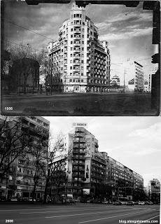 4 martie 1977, pe Magheru (1)   Rezistența Urbană