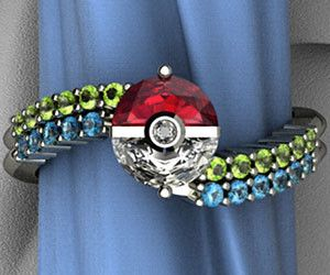 omg pokemon ring! cute!