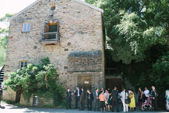 When Kelsey and Keith's Hahndorf summer wedding (as captured by Luke Simon Photography) came to be, it was a little bit magic.