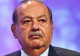 Carlos Slim Helu, the richest man over the world according to Forbes (March 2011). USD. 74 billions determine his net worth. Carlos is from Mexico.