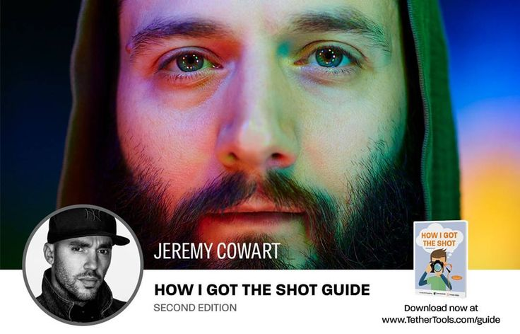 Weve partnered with @PhotoShelter for the second edition of How I Got The Shot. 12 new photographers break down how they arrived at their final vision -- sharing behind-the-scenes videos lighting diagrams gear lists and more. Download at http://ift.tt/2guFVmR! Photo by Jeremy Cowart (@jeremycowart)  #betterwhenyoutether #tethertools #photography #photo #photographer #photooftheday #photoshoot #setlife #photos #photograph #picture #pic #bts #dslr #cameragear #camera