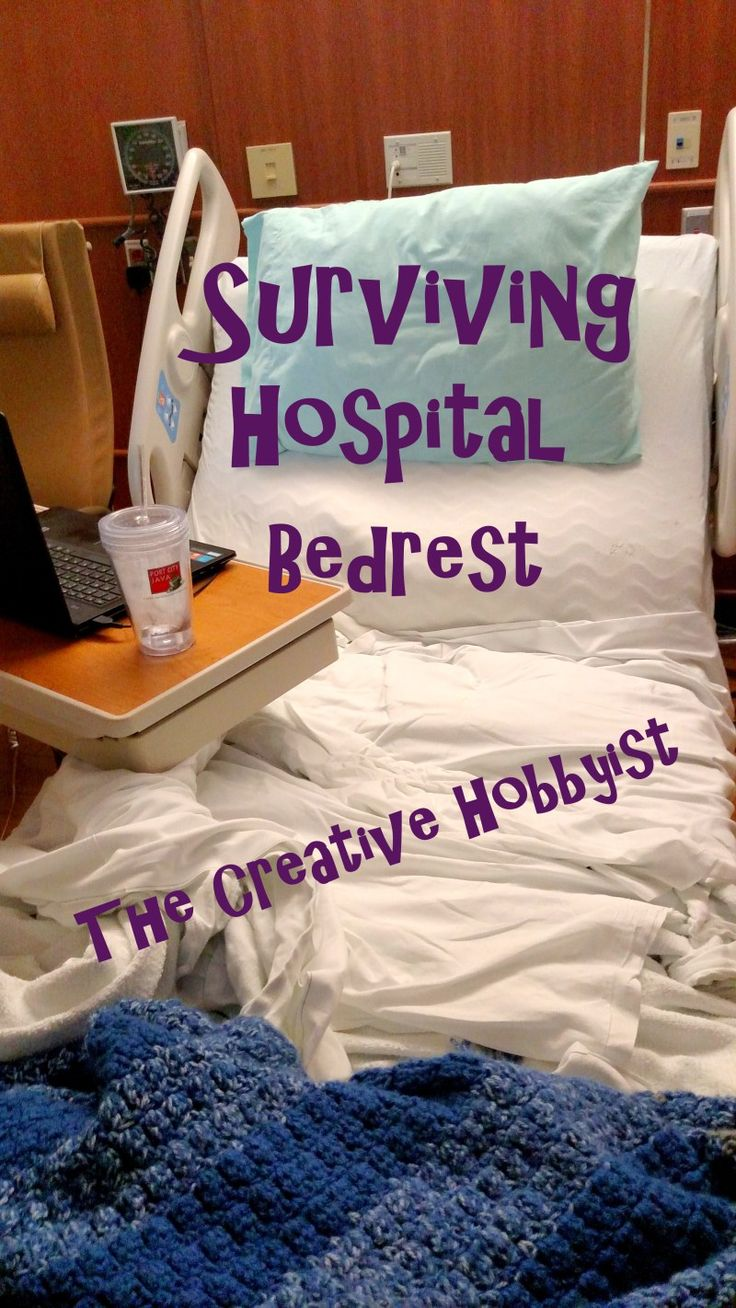 hospital bed rest pregnancy