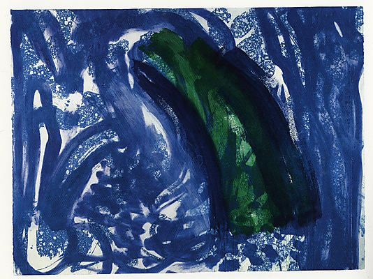 Into the Woods, Spring, from Into the Woods Howard Hodgkin - 2001-2.