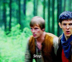 * Bradley James Arthur Pendragon Merlin Season 4 colin morgan merthur merlinedit 4x12