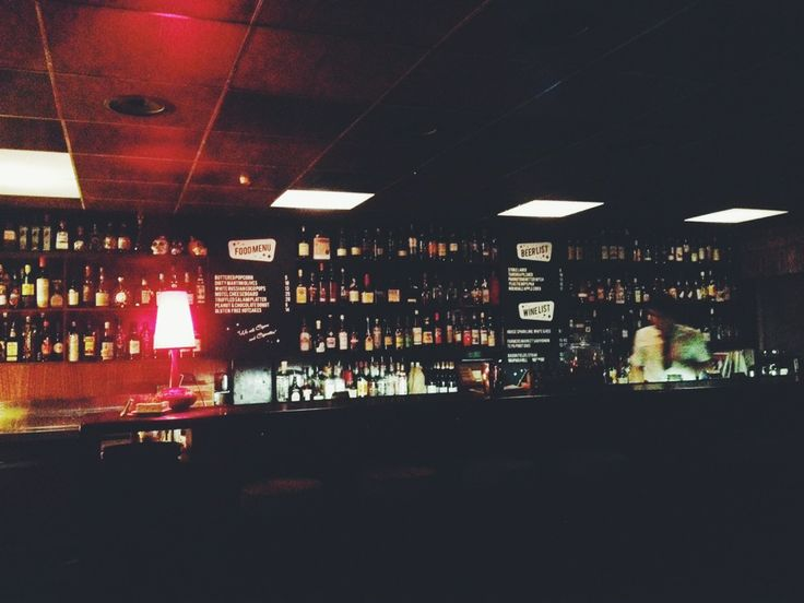 One of NZ's longest running cocktail bars, an institution if you must (since c.1999-2000).