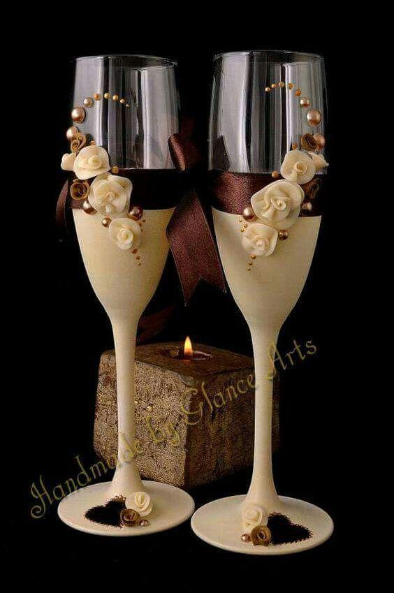 1000 ideas sobre copas de novios en pinterest copas for Copas para champagne