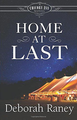 Today is release day! Home At Last: A Chicory Inn Novel _ Book 5 by Deborah Raney
