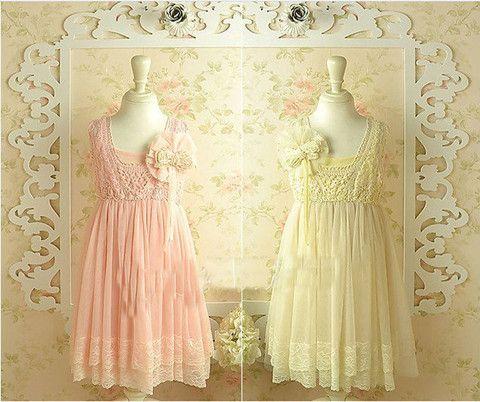 Amelia Vintage Dress - Loved by Chloe
