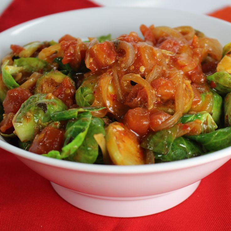 Dei Fratelli Spicy Brussel Sprouts