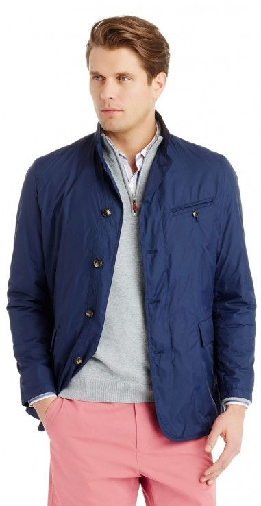 Bryce Packable Jacket by J.McLaughlin