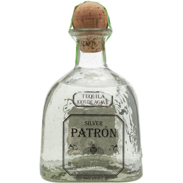 Patron Silver Tequila ($67) ❤ liked on Polyvore featuring home, kitchen & dining, alcohol, bar and drinks