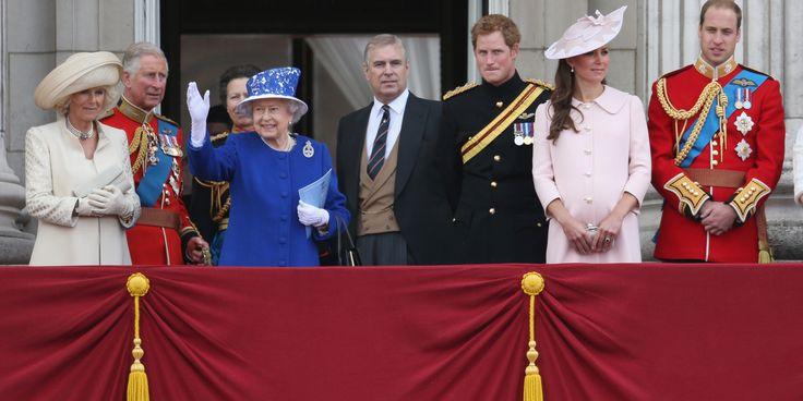 | Der Selfie-Trend hat das britische Königshaus erreicht: Prinz Andrew ...