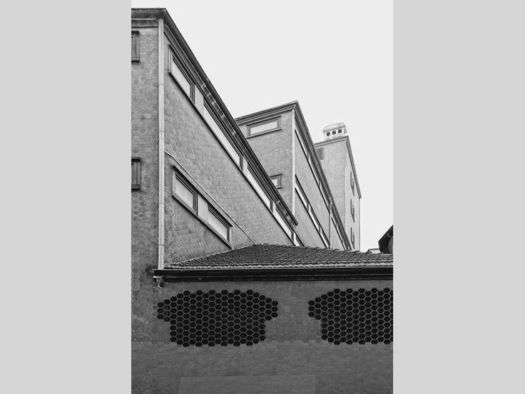 Convento di Sant'Antonio dei Frati Francescani - Luigi Caccia Dominioni - itinerari - Ordine degli architetti, P.P.C della provincia di Milano