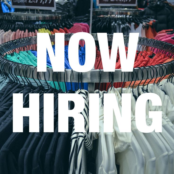 If you have worked in retail or know someone who has fashion retail experience and wants to have fun at their job please send your resume to Secondchances143@aol.com
