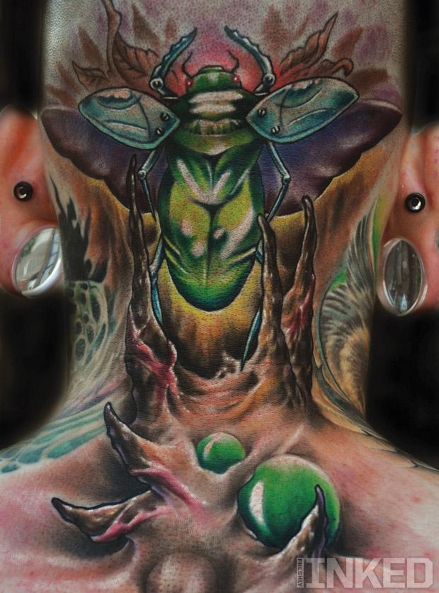 freshlyinked inkedmag tattoo tattoos artist tattooer