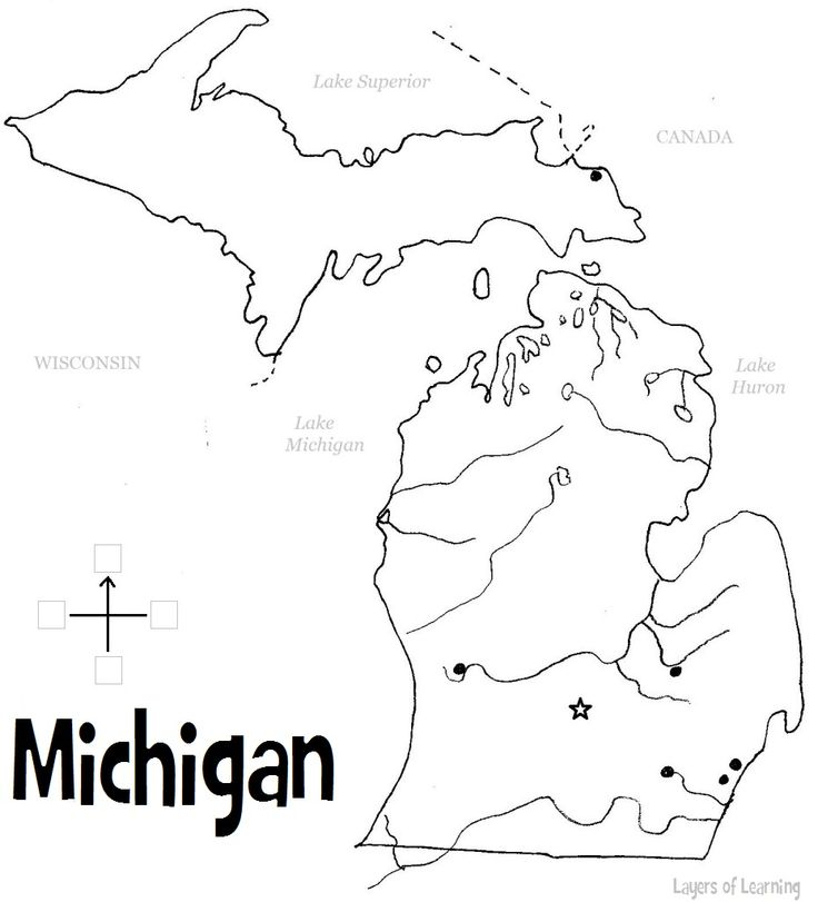 20 best Michigan 3rd Grade Social Studies: Geography, Unit
