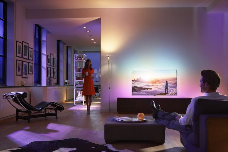 TPVision / Philips by Jaap Vliegenthart #commercial #advertising #interior #television #light