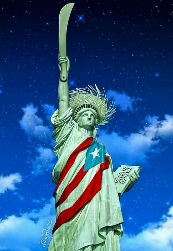 Satatue Of Liberty With Puartarican Flag Tattoo: 267 Best United States Of America Images On Pinterest