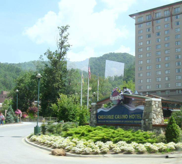 Hotels near harrah's cherokee casino north carolina