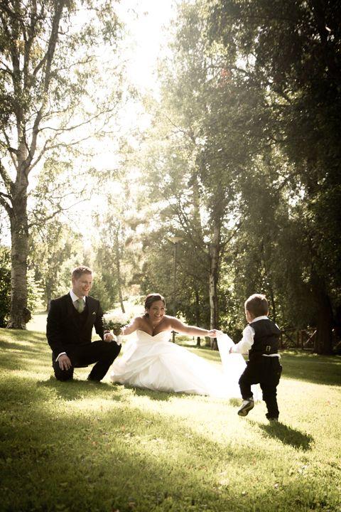 Fina och härliga bröllop!