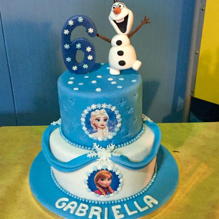 Olaf di Frozen