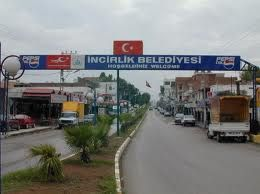 Incirlik Air Base. Incirlik Turkey (this section of the road is known as the 'Alley')