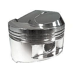 "JE Pistons 4.165"" Bore Small Block Chevy Piston 8 pc P/N 182032"