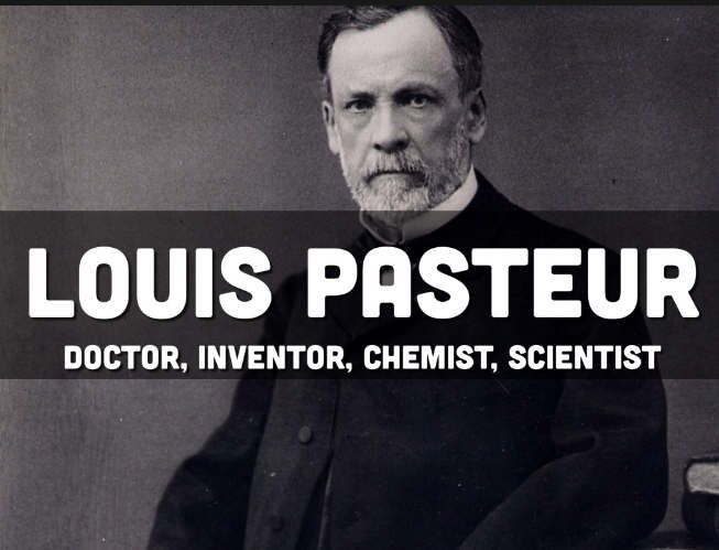 Louis Pasteur - Doctor, inventor, scientist, chemist - Numerology Report by NumbersNHistory on Etsy