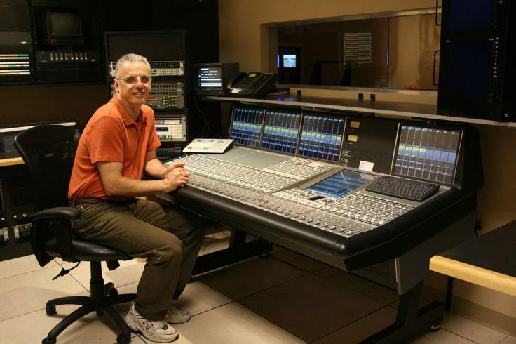 Program Information: Associate Degree in Audio Engineering