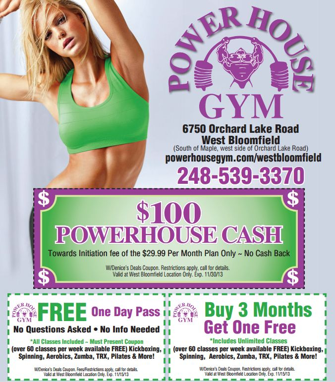 Promo Code: HTQKE9QFV70 (1 People Used) become a member of golds gym for $ and pay out only $ monthly for half a year.(complete $ to get a 6 four weeks registration) Join Golds Health and fitness center for $ and pay out only $ a month for 6 months..