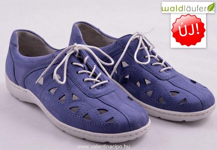 Waldlaufer női kék színű lyukacsos félcipő, kivehető Pro aktív talpbetéttel kerül a forgalomba. A Valentina Cipőboltokban további Waldlaufer lábbelikből vásárolhat.   http://valentinacipo.hu/496003-191-132   #waldlaufer_cipo #waldlaufer_webshop
