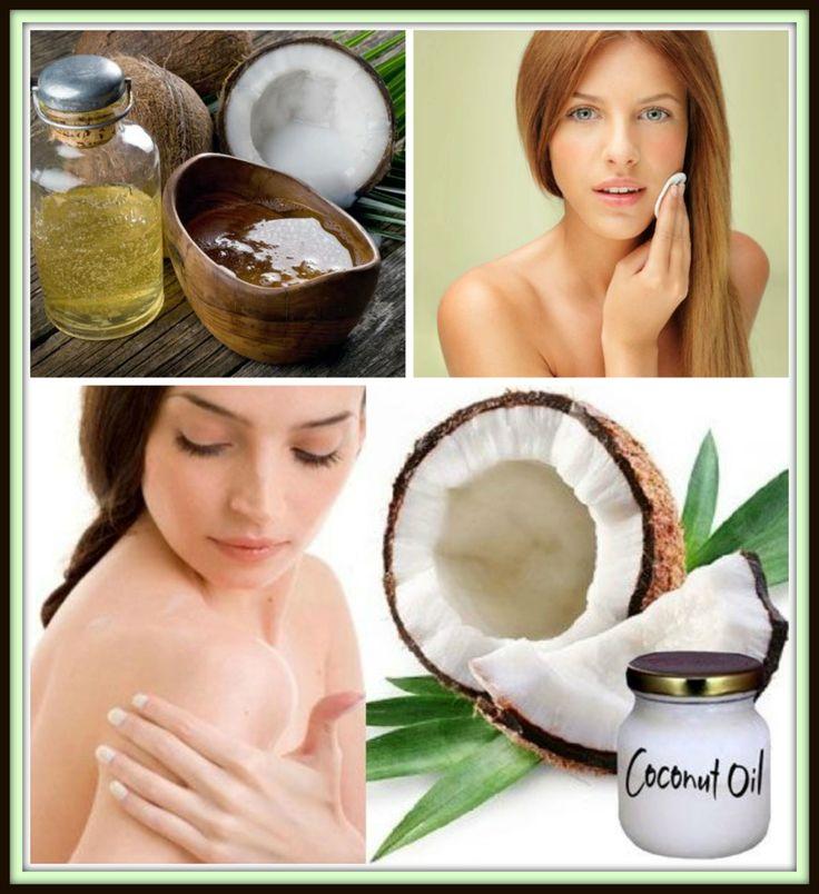 Los beneficios del aceite de coco para el cabello