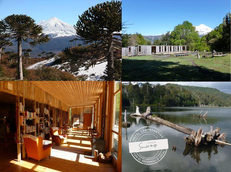 La Baita Conguillio, Parque Nacional Conguillio. http://www.smartrip.cl/hoteles/ver/la-baita-conguillio