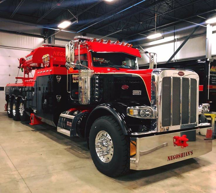 1519 Best Tow Trucks, Heavy Wreckers Images On Pinterest
