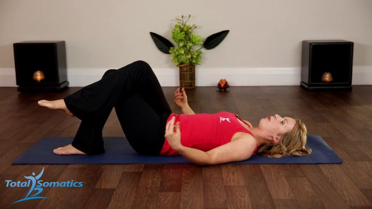 Tower Twist - Somatic Exercise