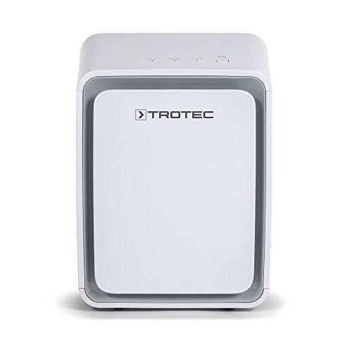TROTEC TTK 24 E Déshumidificateur (10 l/j) pour 15 m²/37 m³ max.: Fonctionnement automatique Design compact et discret avec un filtre à air…